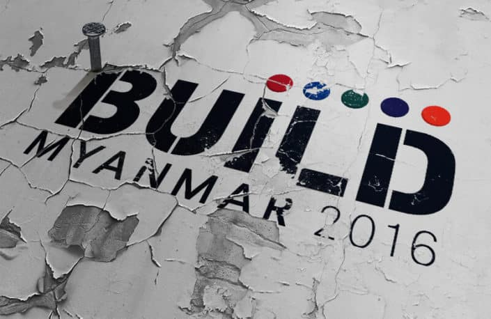 BUILD Myanmar 2016 Branding Design