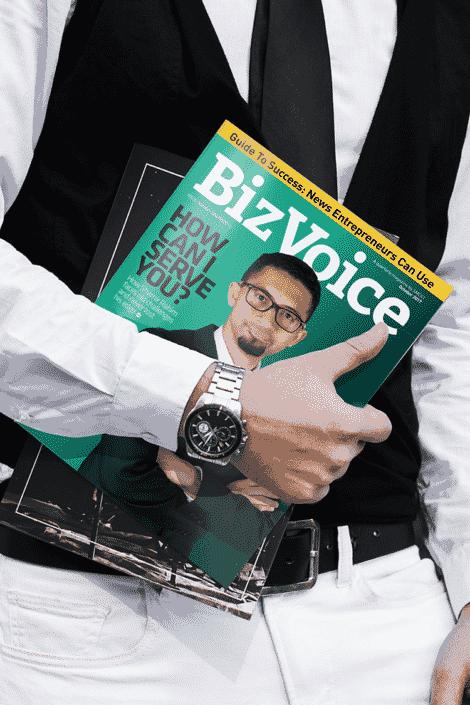 BizVoice Q3 Cover Design