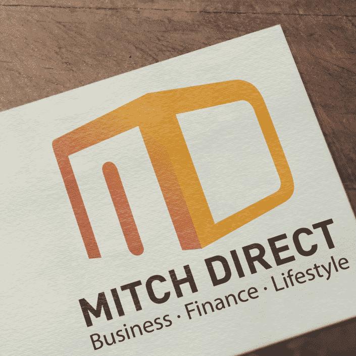 Mitch Direct Logo Design