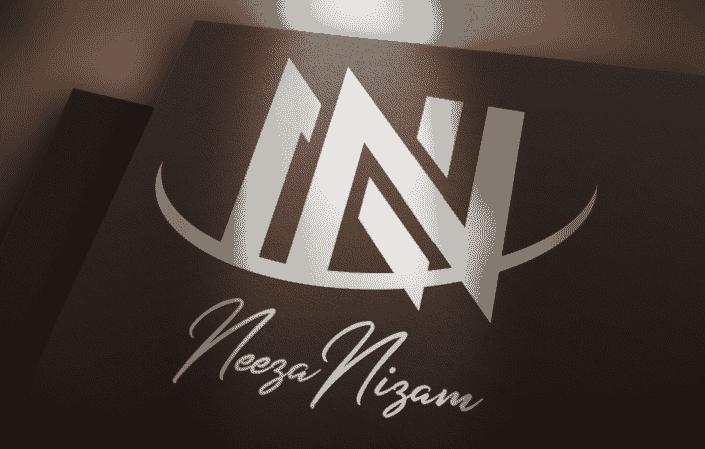 NeezaNizam Logo Design