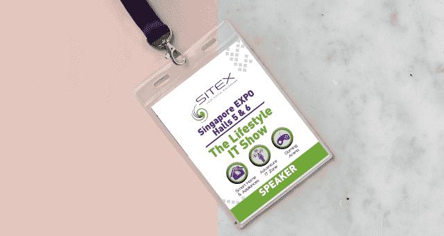 SITEX 2017 Badges Design