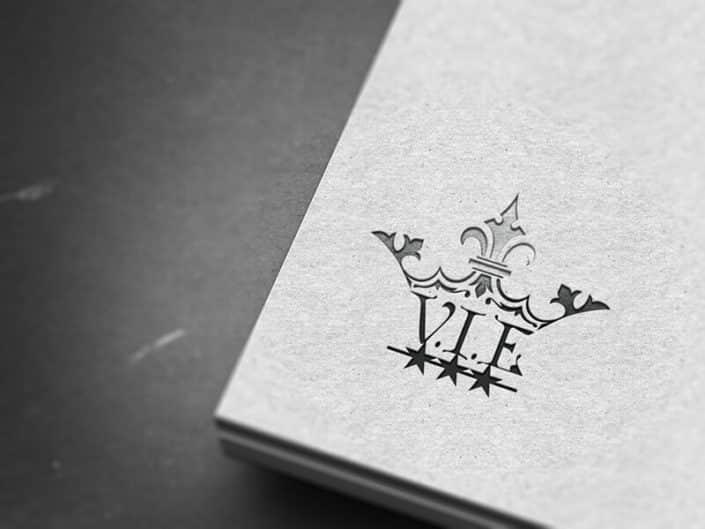VIE Logo Design