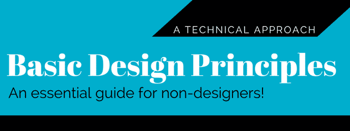 Graphic Design Infographic - Basic design tips in 5 minutes!