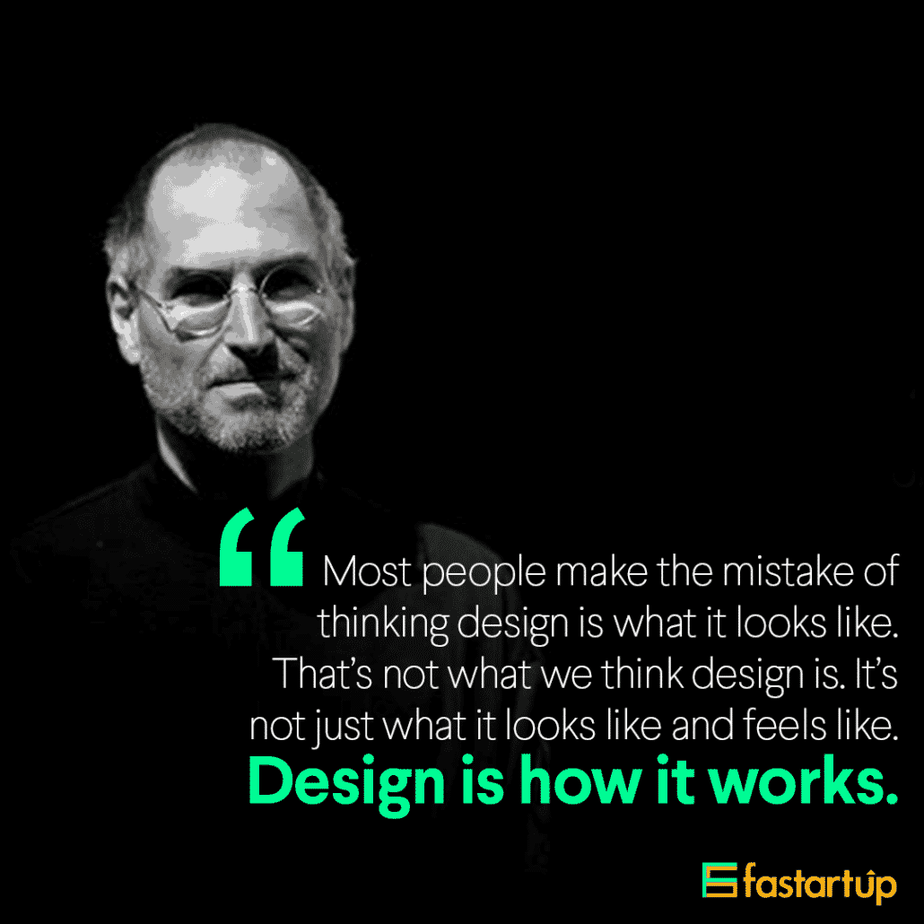 Steve Jobs Quote On Digital Design